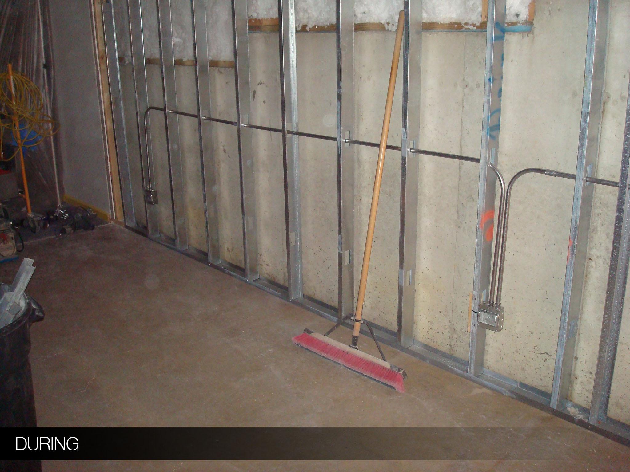 Frankfort Basement Remodel