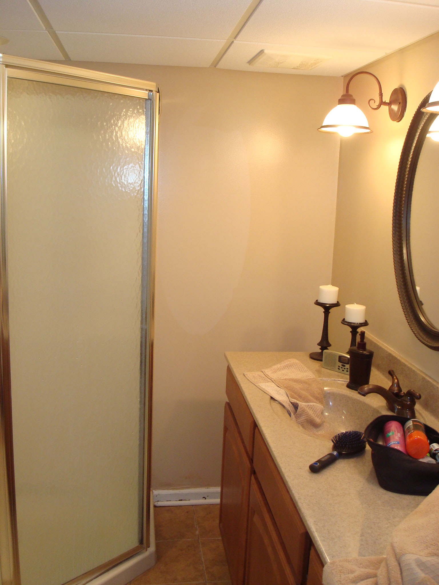 New Lenox Bathroom Remodel