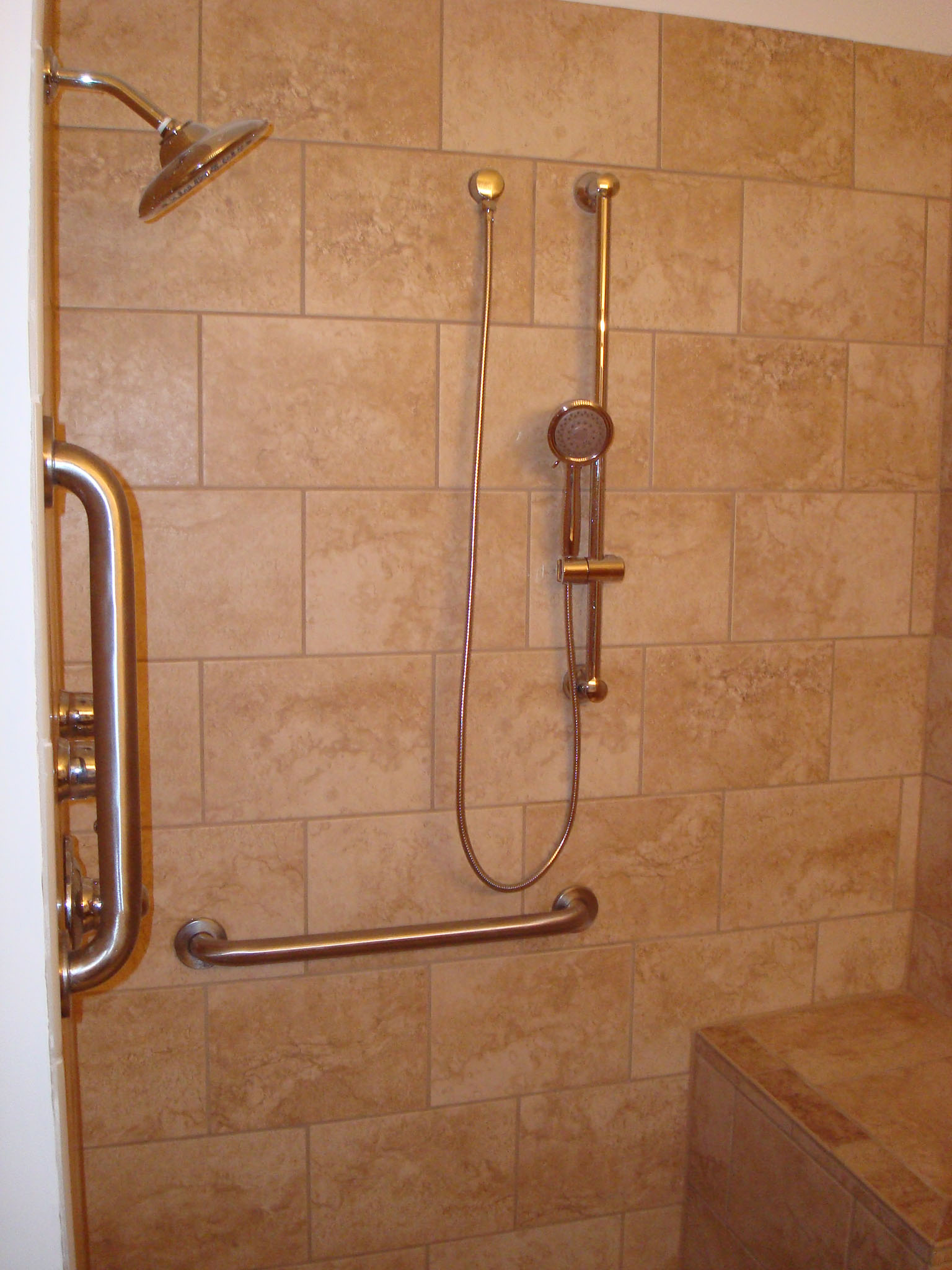 Handicap Bathroom Remodel Handicap Bathroom Remodel Halo Construction Services Llc