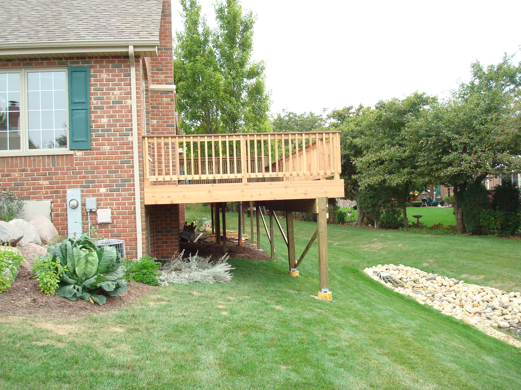 Frankfort Deck Addition