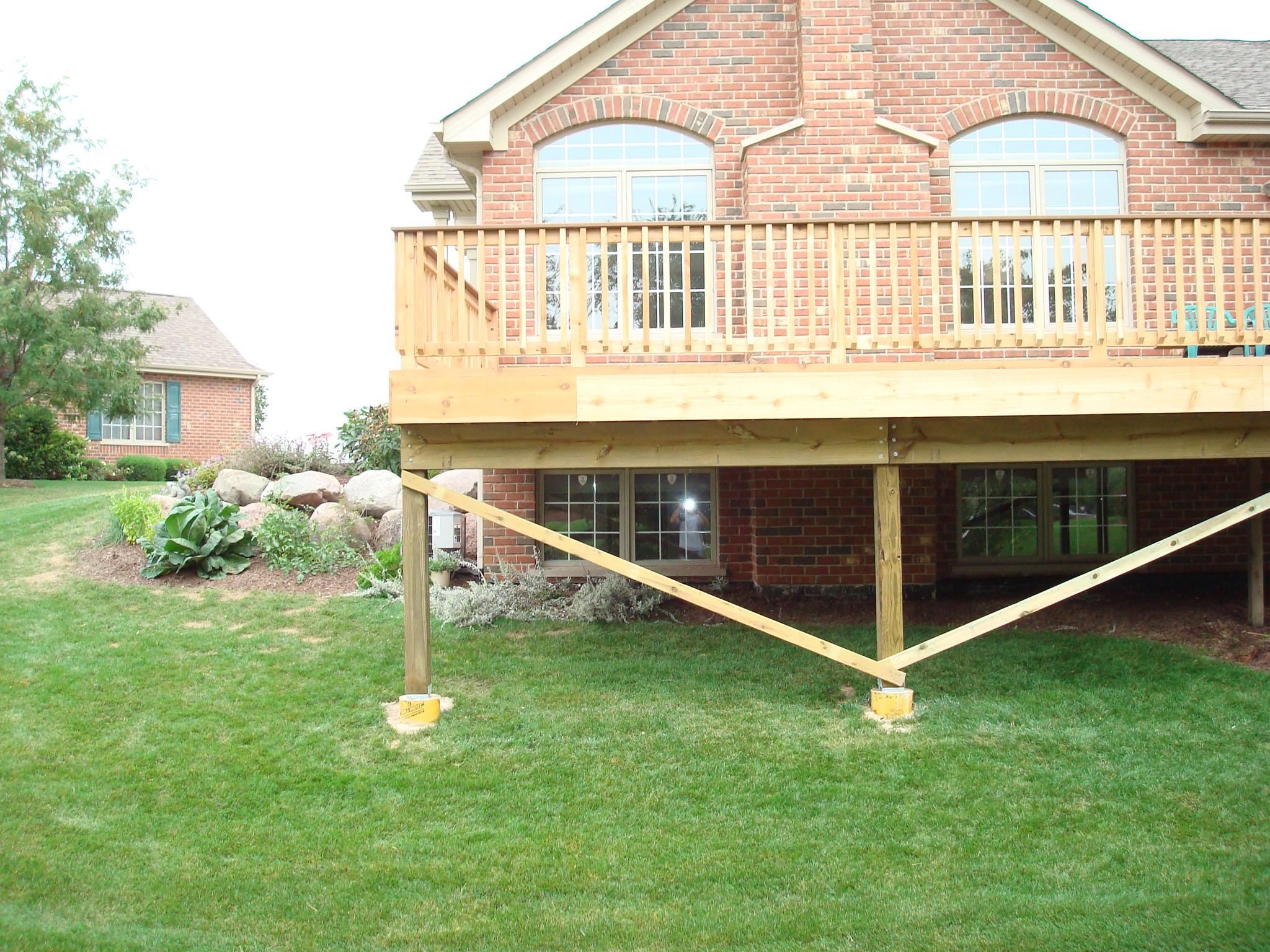 Frankfort Deck Addition