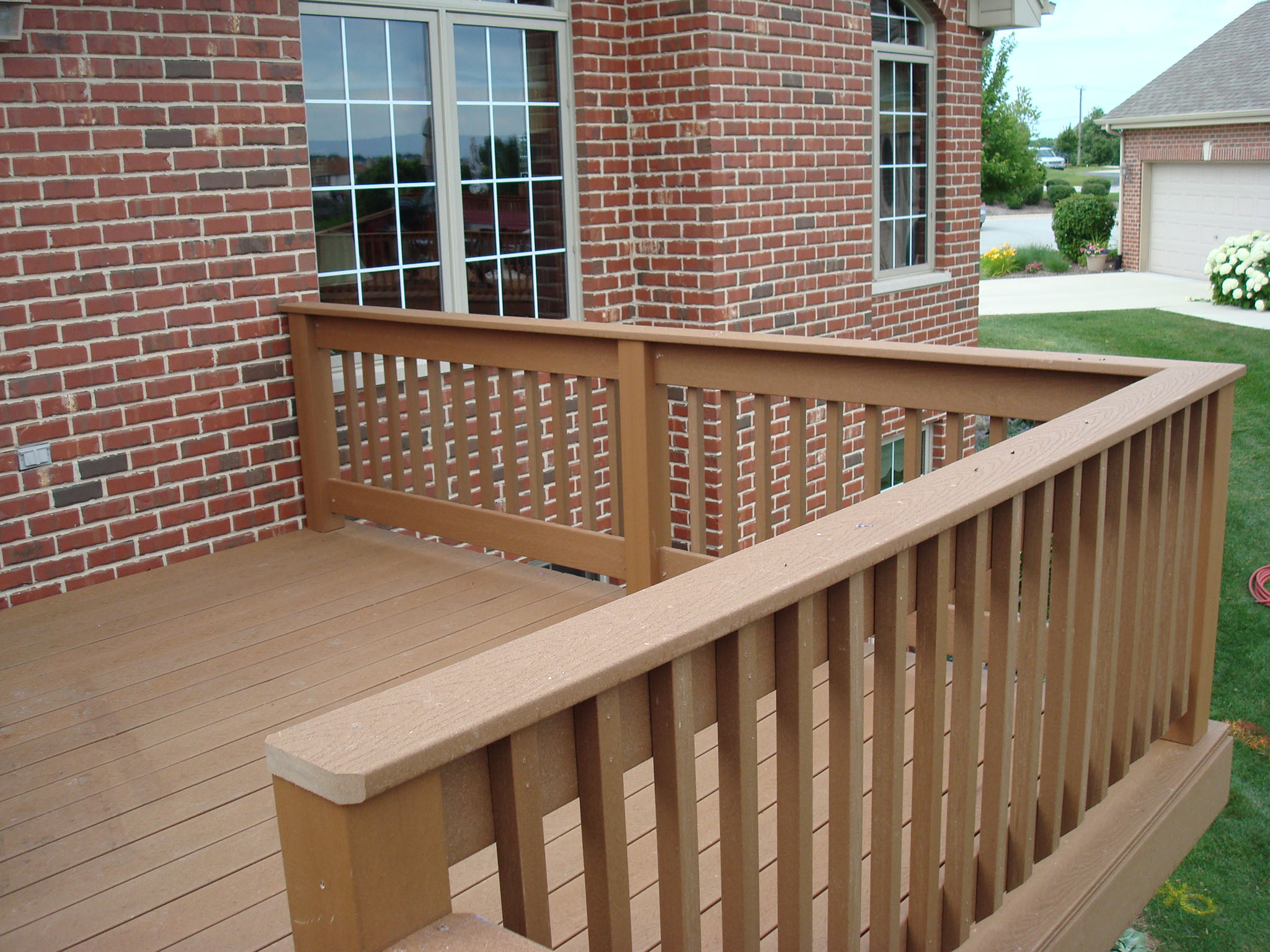 Frankfort Composite Deck