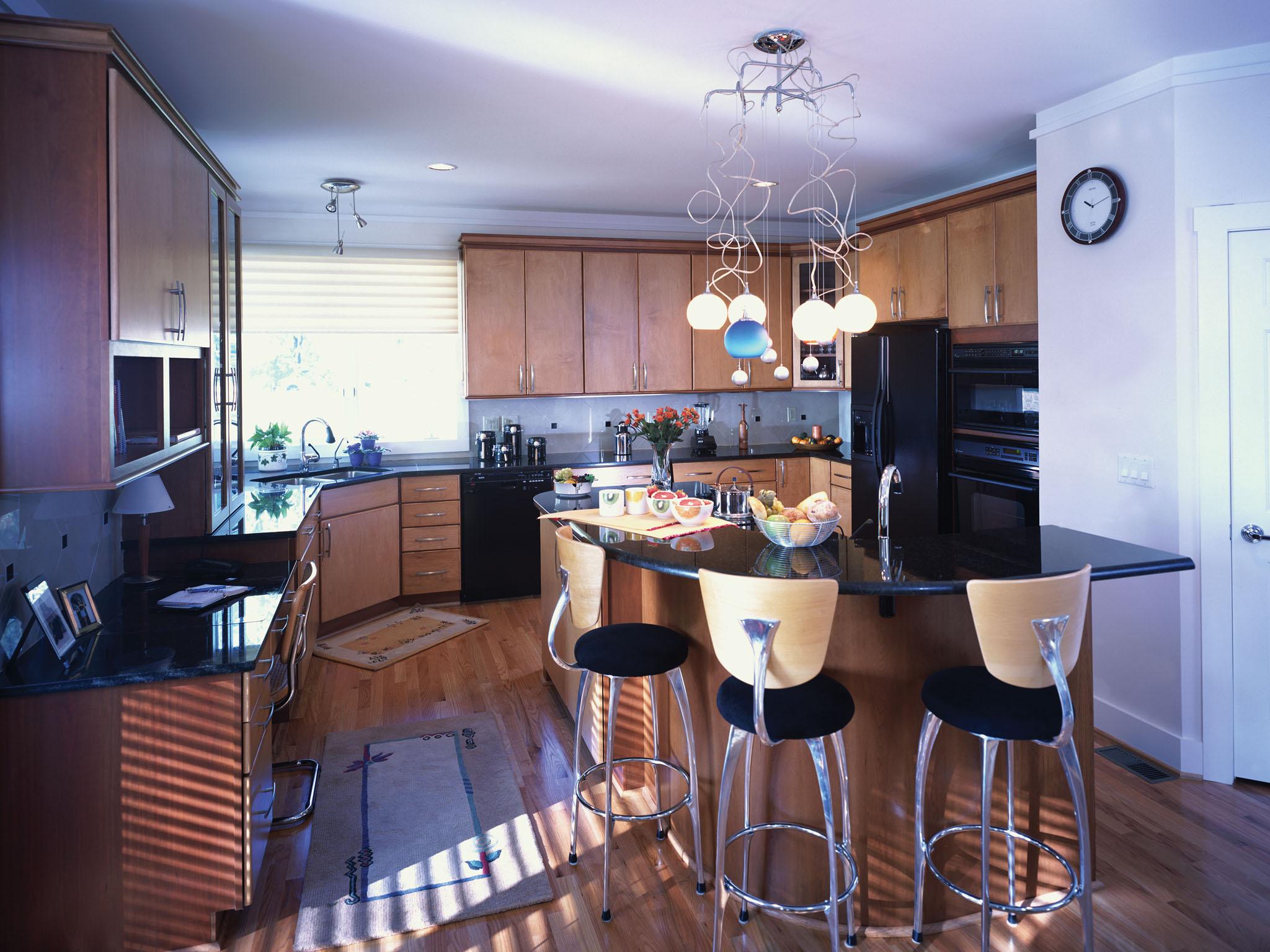 Modern New Lenox Kitchen Remodel