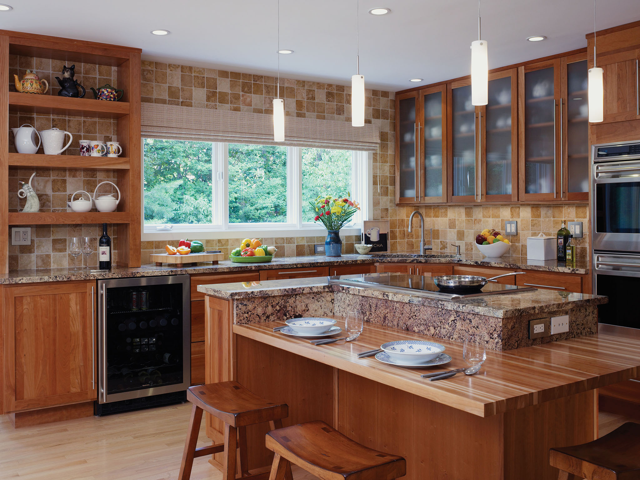 Contemporary Orland Park Kitchen Remodel