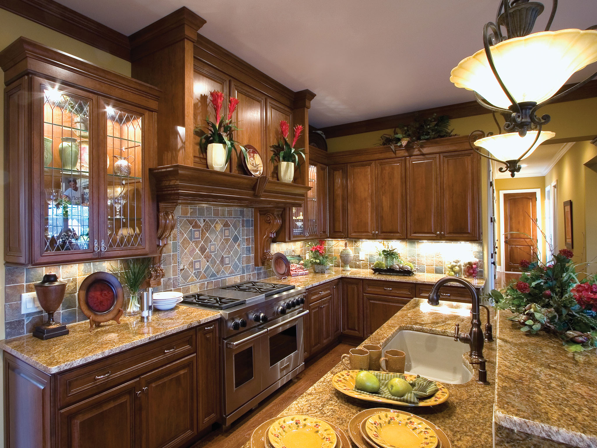 Traditional Orland Park Kitchen Remodel