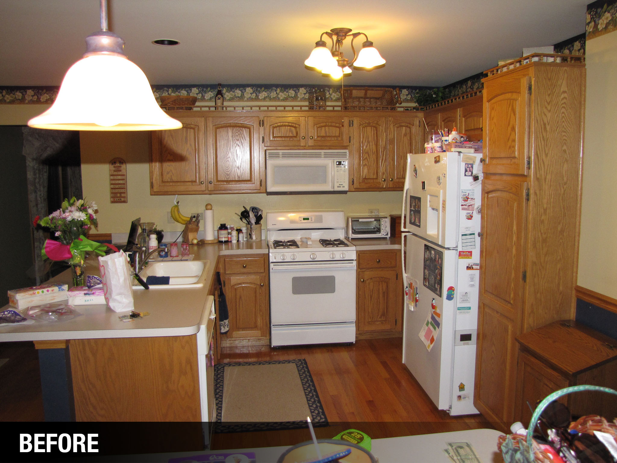 Traditional Mokena Kitchen Remodel
